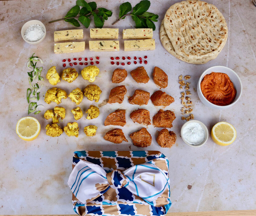 Following the heritage of Levantine cooking, from Israel to Cyprus and Jordan, Ceru's new Cook at Home Range brings the story of travel and culture from the Mediterranean region straight to your kitchen