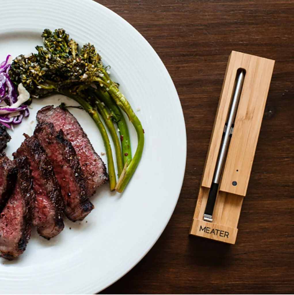 WIN a Smart Meat thermometer from Meater