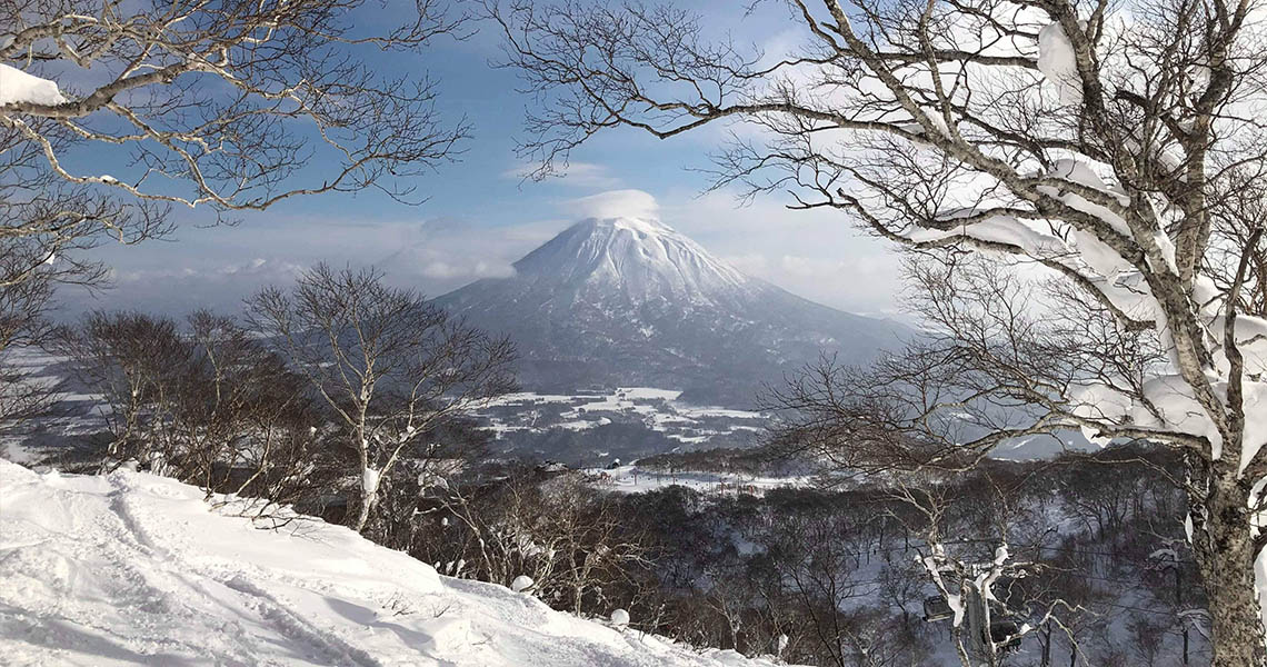 Japan's top winter sports destination