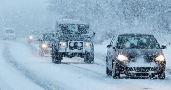 Ultimate winter driving guide