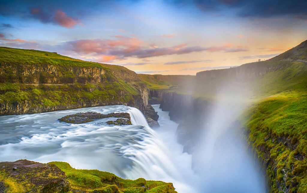 The World's Best Waterfalls