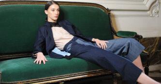 French luxury designer brand: