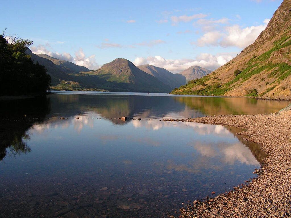 best rated lakes in the UK