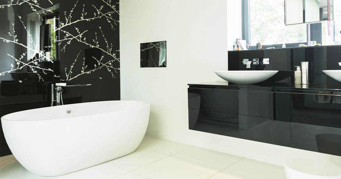 top 6 bathroom trends