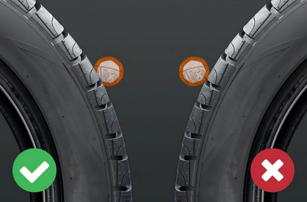 Tyres and safe Driving