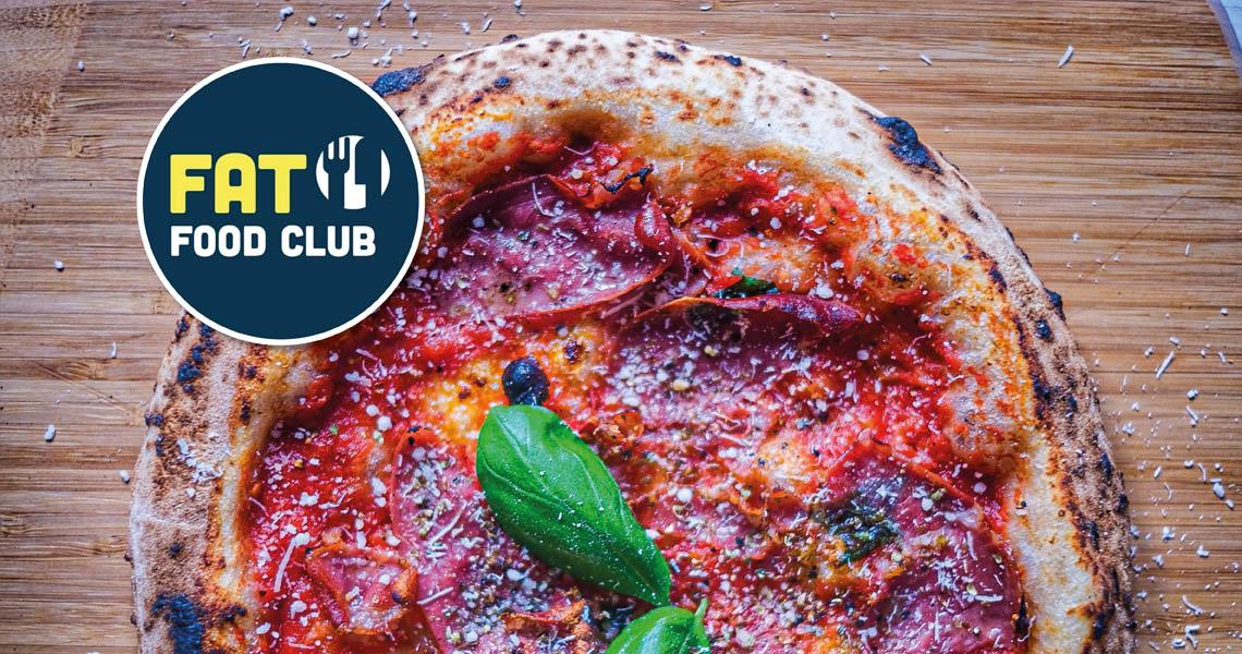 Classic Marinara Pizza