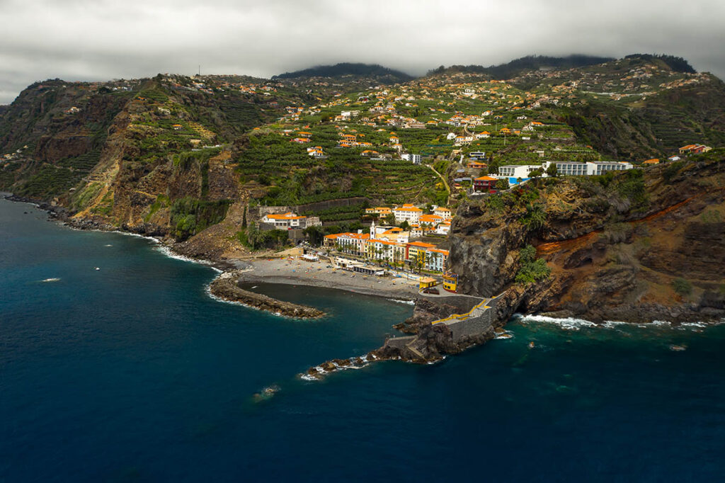 Madeira is the perfect temporary home