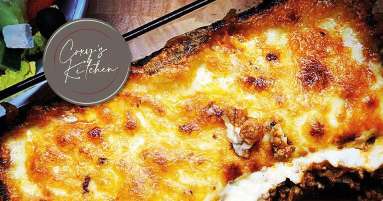 Traditional Greek Moussaka Recipe