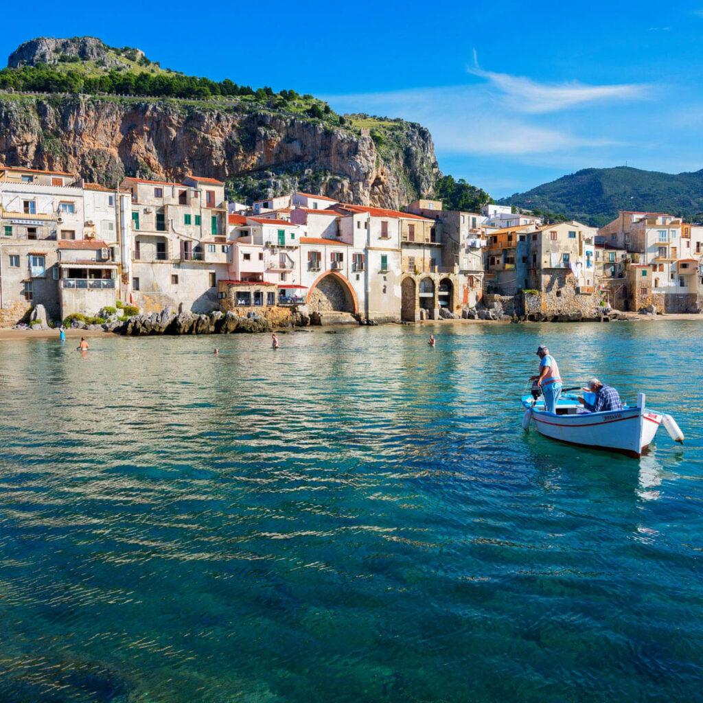 Sicily and Sardinia