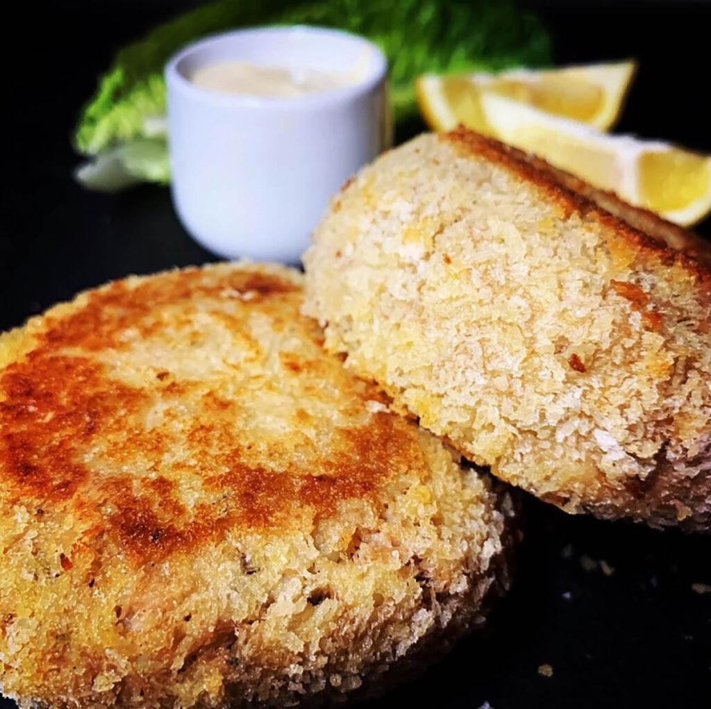 Zesty Tuna Fish Cakes