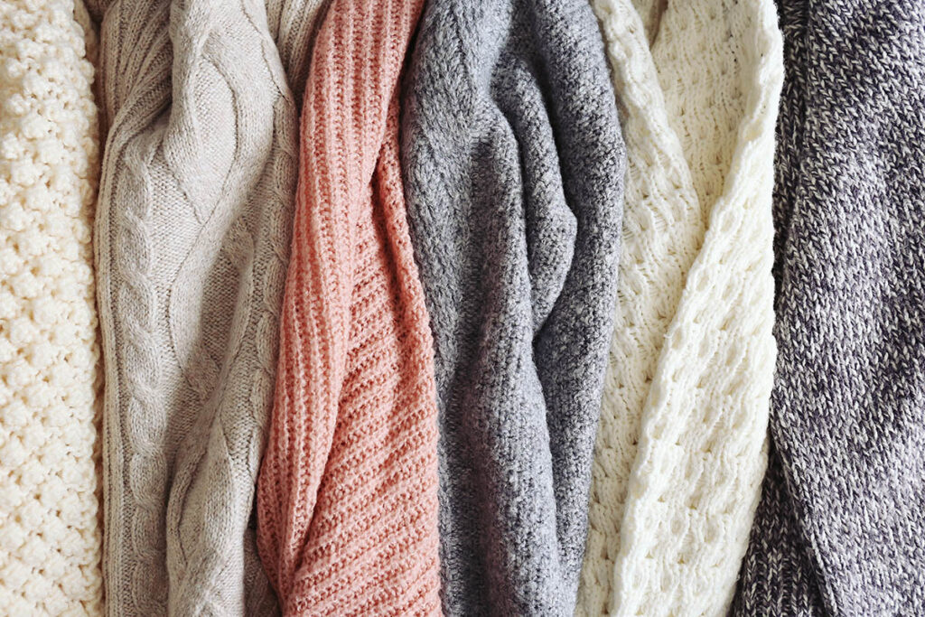 care for your knitwear