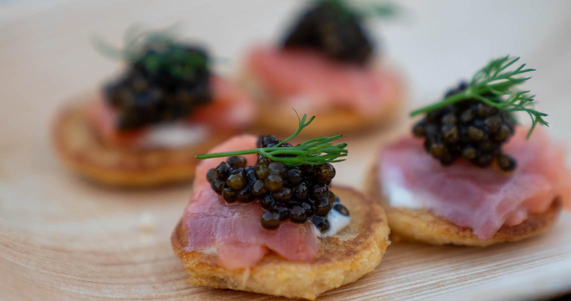 flavoured Caviar