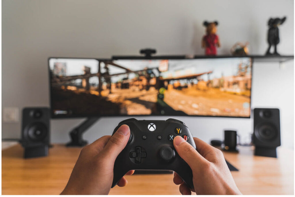 Gaming can aid your health