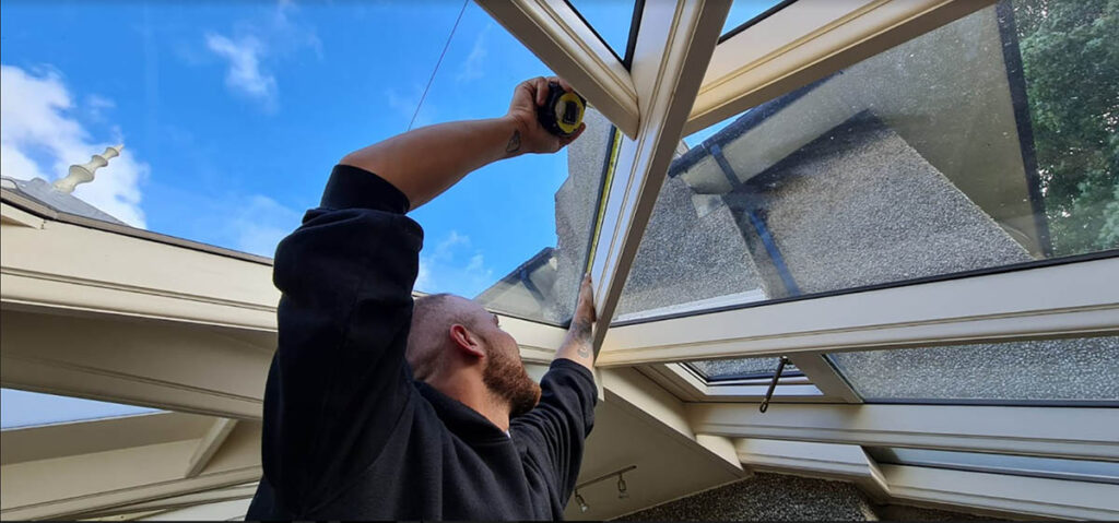 Conservatory Roof Insulation System