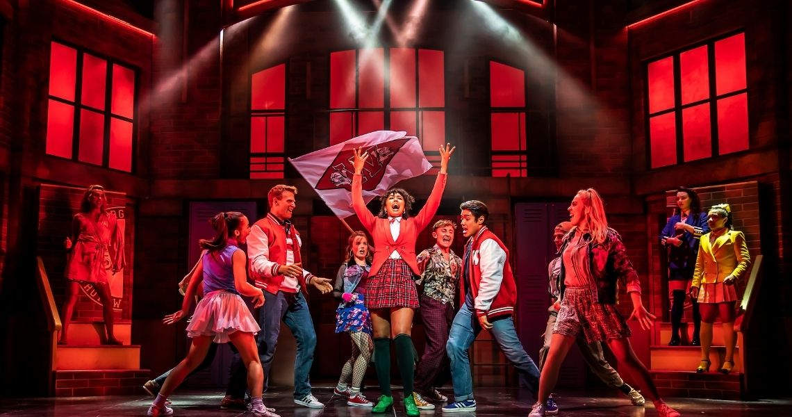 Heathers The Musical Grand Theatre review