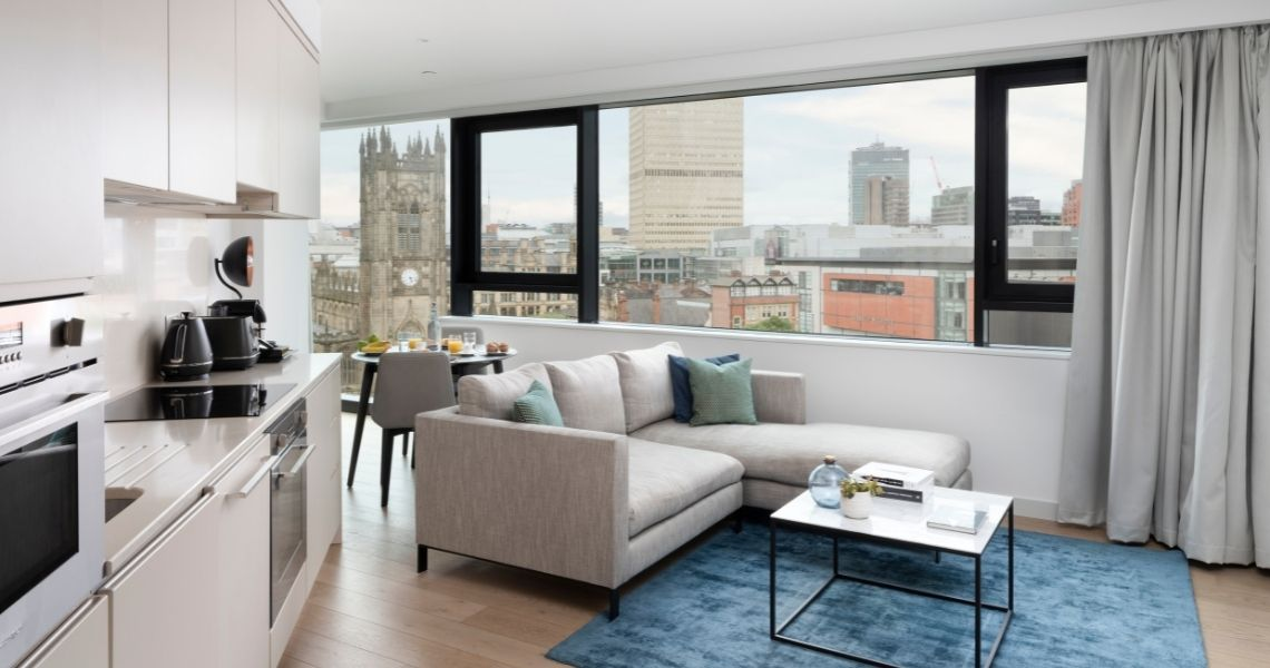 City Suites Two Manchester