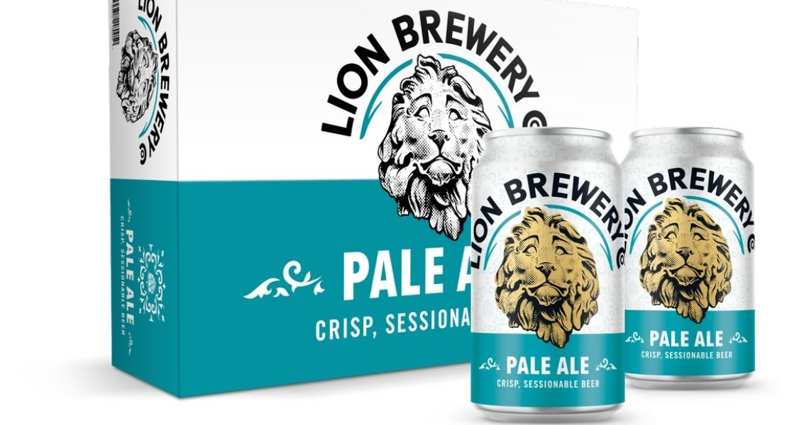Lion Brewery Pale Ale
