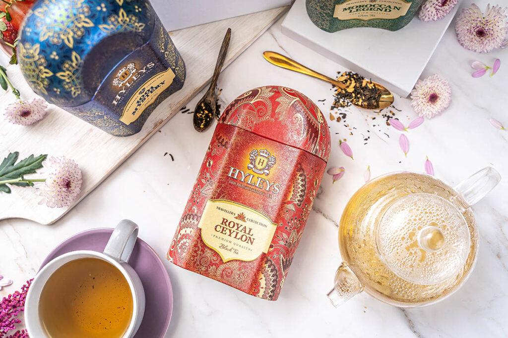 Award winning healthy tea